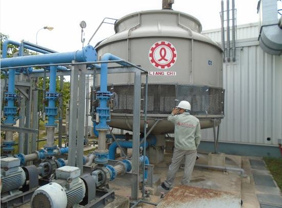 Bảo dưỡng sửa chữa tháp giải nhiệt tại Nam Định